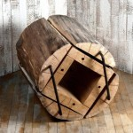 Waste less log chair_01