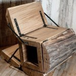 Waste less log chair_02