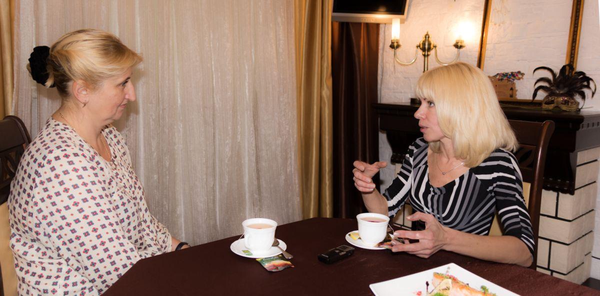 Интервью с дизайнером Натальей Зарецкой