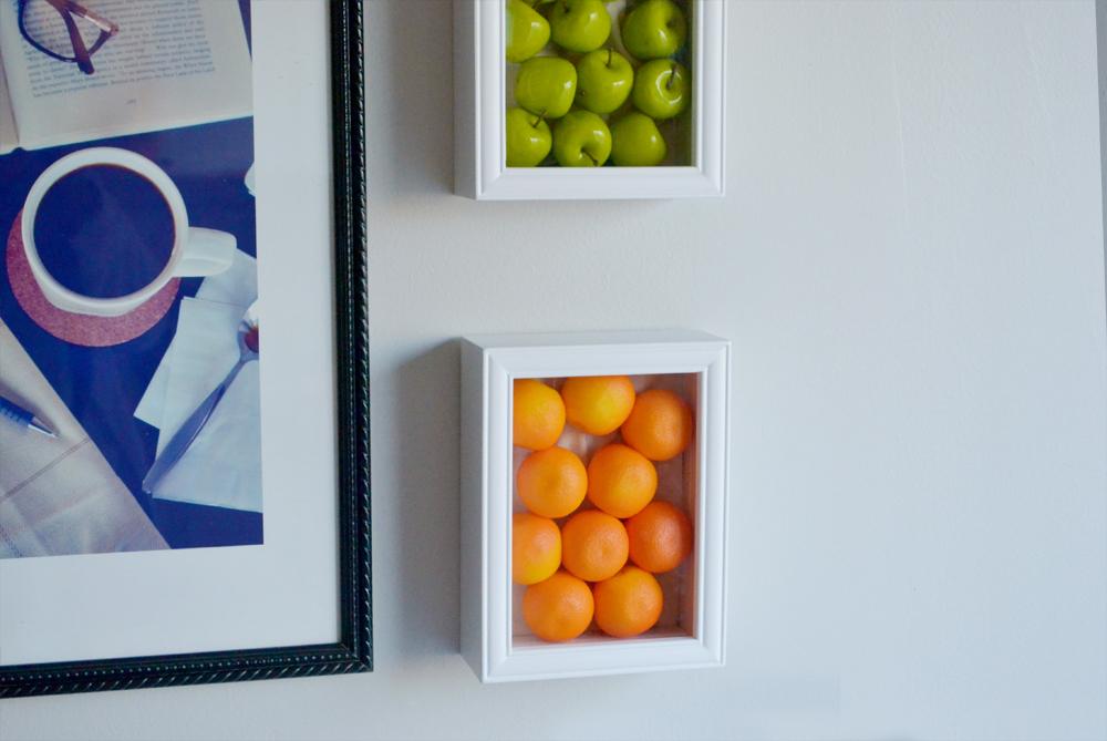 Красочный декор для кухни
