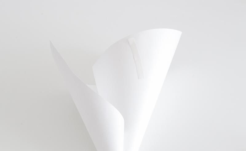 Абажур из бумаги своими руками