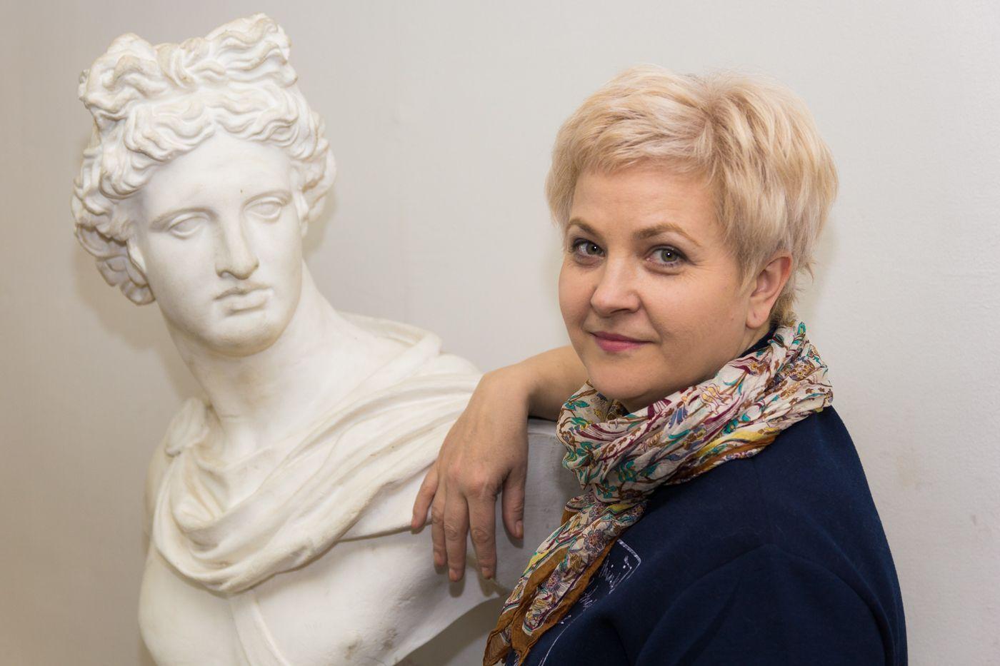 Ольга Атнагулова - дизайнет