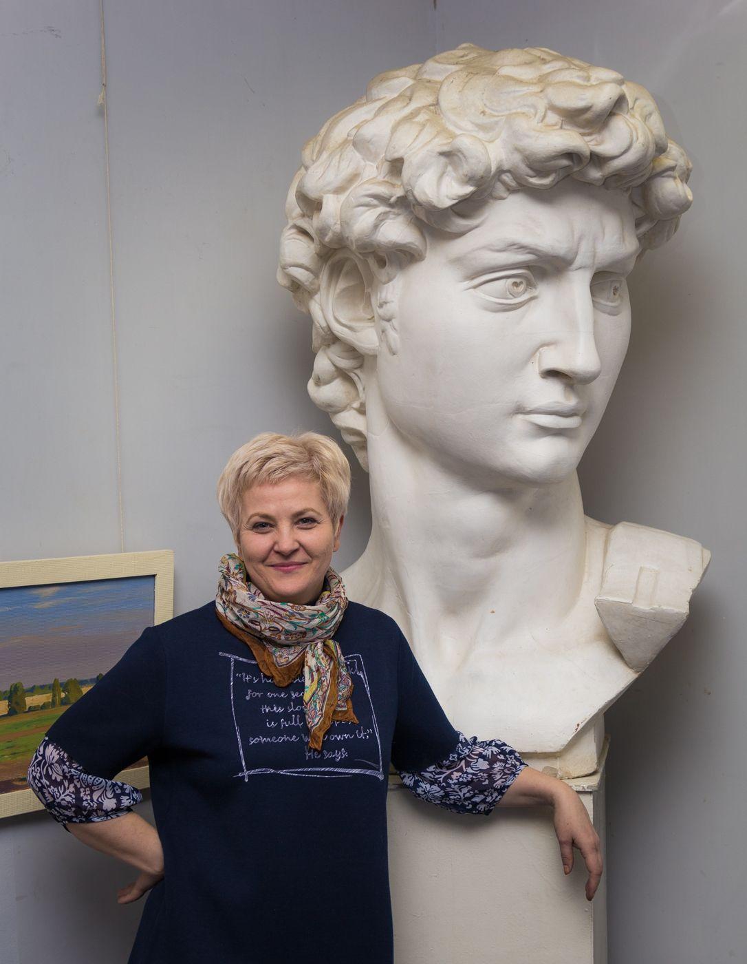 Ольга Атнагулова - дизайнер