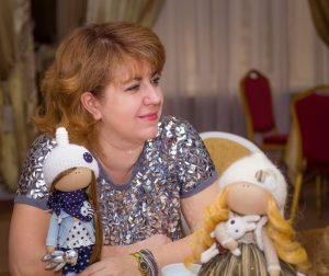 Юлия Денисенко – дизайнер, руководитель студии «BE&LIVE»