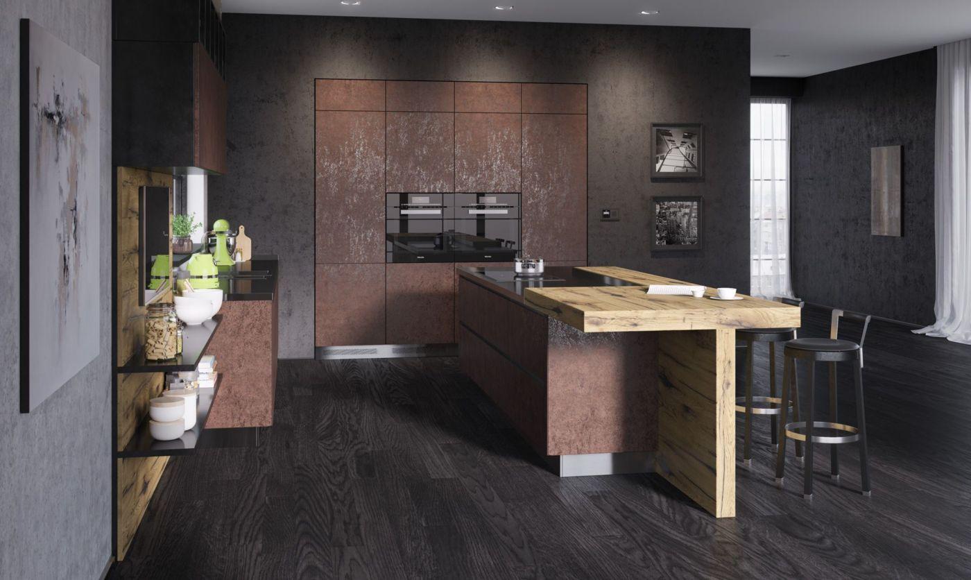 Кухня Ceramic в комментариях дизайнера Дениса Карпикова