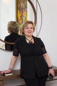 архитектор Татьяна Сержантова