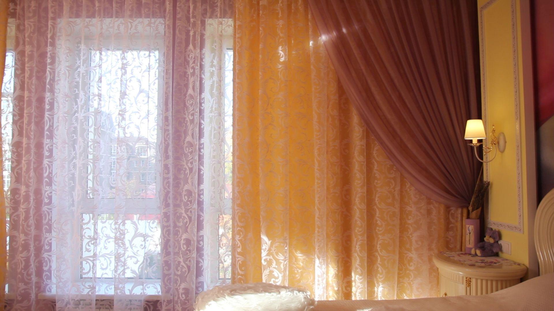 """Салон штор """"Золотая вуаль"""""""