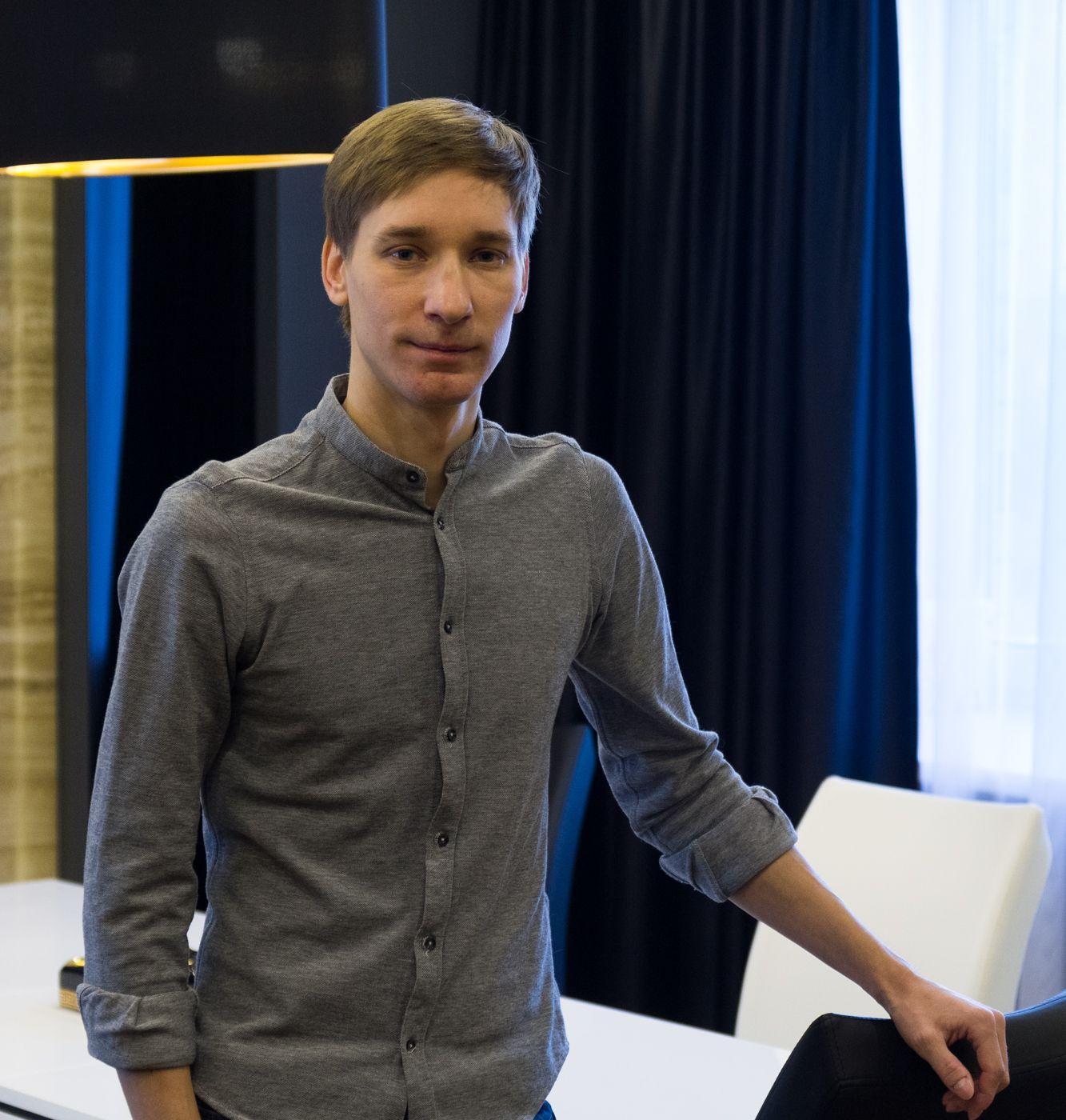 Дизайнер Илья Чулков