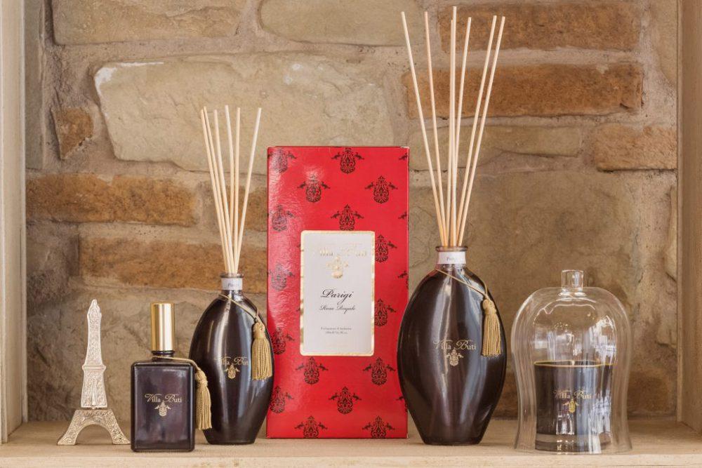Алькасар, ароматы для дома