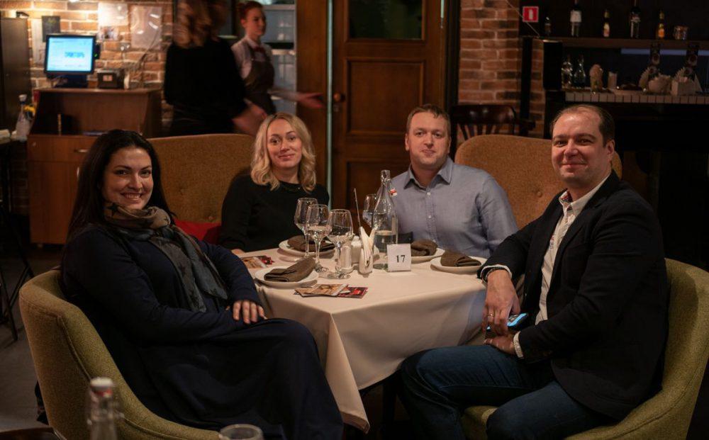 Приват–интервью с Людмилой Горевой