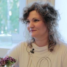 Дизайнер Лариса Садакова