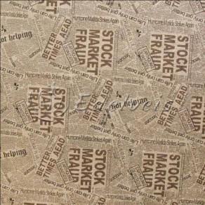 Дизайн из старых газет: от газетной древесины до бумажной керамики.