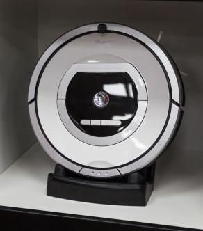 Робот-пылесос от Технополиса