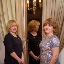 Разбивая миф о зеркальном отражении! Интервью с Юлией Денисенко и Ольгой Шилиной
