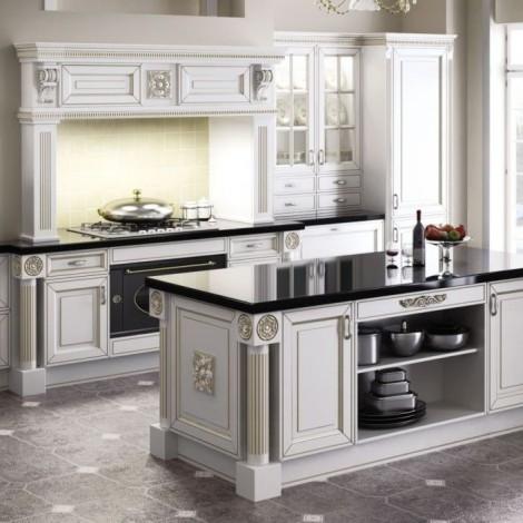 Кухня Elisaveta в комментариях архитектора Татьяны Сержантовой