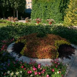 Еврокамень в Ботаническом саду