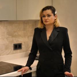 Волшебное преображение  квартиры-студии   дизайнером Анной Демидовой