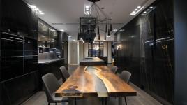 Встроенная мебель или как оформить оригинально квартиру -студию. Концептуальное решение от Giulia Novars.