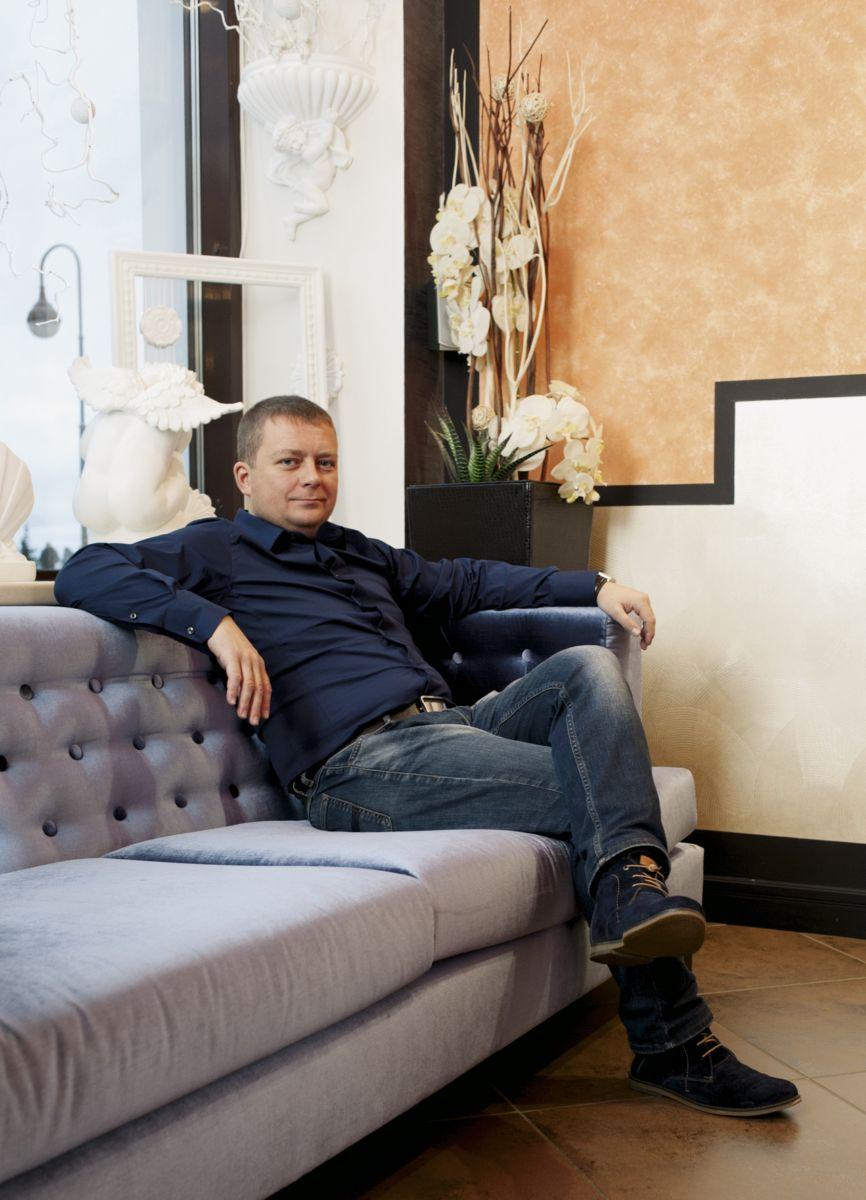 Олег Рожнев - дизайнер