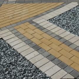 Виды брусчатки из бетона