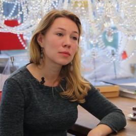 Весь свет и дизайнер Екатерина Зонова