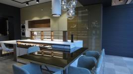 «Мария Лучидо» или современное прочтение кухонного пространства от «Giulia Novars»
